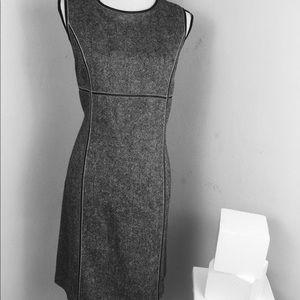 EUC◾️Michael Kors ◾️Black/Silver Dress Sz. 14